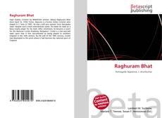 Bookcover of Raghuram Bhat