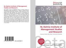NL Dalmia Institute of Management Studies and Research kitap kapağı
