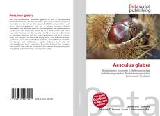 Bookcover of Aesculus glabra