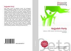 Najjadeh Party的封面