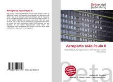 Bookcover of Aeroporto João Paulo II