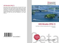 Bookcover of USS Brooke (FFG-1)