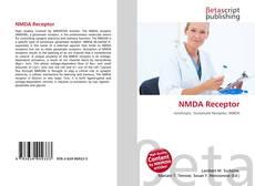 Capa do livro de NMDA Receptor