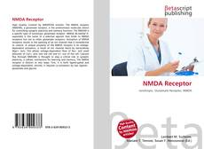 NMDA Receptor kitap kapağı