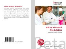 Couverture de NMDA Receptor Modulators