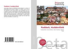 Bookcover of Paddock, Huddersfield