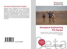 Bookcover of Aerospace Engineering Pro Equipe
