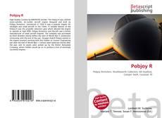 Capa do livro de Pobjoy R