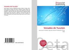 Обложка Venados de Yucatán