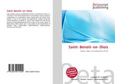 Bookcover of Saint- Benoit- en- Diois