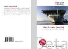 Bookcover of Pacific Fleet (Russia)