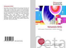 Couverture de Venanzio Ortis