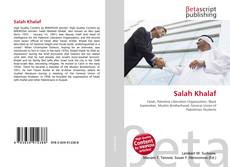 Bookcover of Salah Khalaf