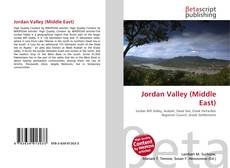 Bookcover of Jordan Valley (Middle East)