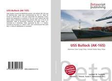 Bookcover of USS Bullock (AK-165)