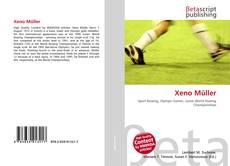 Xeno Müller kitap kapağı
