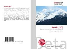 Aeschi (SO) kitap kapağı