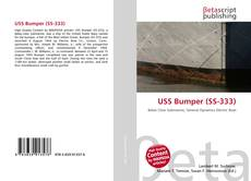 Bookcover of USS Bumper (SS-333)