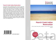 Bookcover of Poarch Creek Indian Reservation