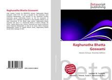 Обложка Raghunatha Bhatta Goswami