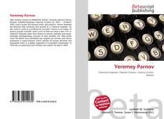 Yeremey Parnov的封面