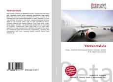 Capa do livro de Yerevan-Avia