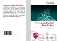 Capa do livro de Venceremos (Political Organization)