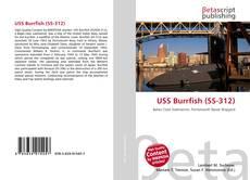 Buchcover von USS Burrfish (SS-312)