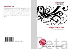 Raghunath Jha kitap kapağı