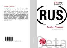 Capa do livro de Russian Proverbs