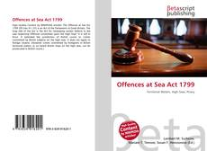 Offences at Sea Act 1799的封面