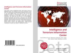 Copertina di Intelligence and Terrorism Information Center