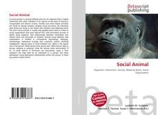 Copertina di Social Animal