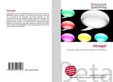 Buchcover von Aerogel