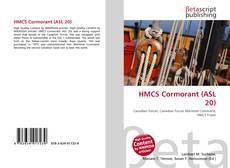 Capa do livro de HMCS Cormorant (ASL 20)