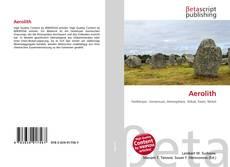 Buchcover von Aerolith