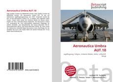 Bookcover of Aeronautica Umbra AUT.18