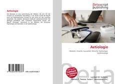 Aetiologie kitap kapağı