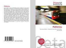 Bookcover of Poblenou