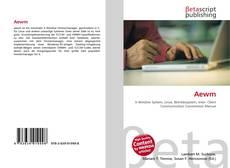 Bookcover of Aewm
