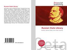 Couverture de Russian State Library