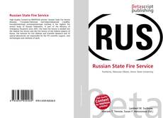 Russian State Fire Service的封面