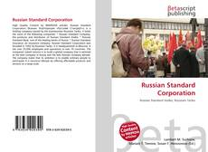 Bookcover of Russian Standard Corporation