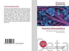 Bookcover of Yersinia Enterocolitica