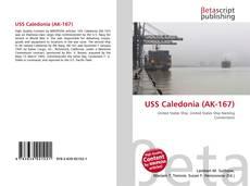Bookcover of USS Caledonia (AK-167)