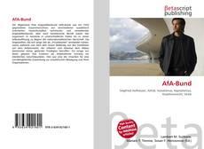 Обложка AfA-Bund