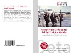 Portada del libro de Aeroporto Internacional Ministro Victor Konder