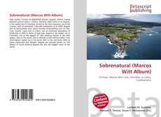 Bookcover of Sobrenatural (Marcos Witt Album)