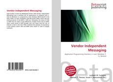 Vendor Independent Messaging kitap kapağı