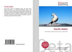 Pacific Robin kitap kapağı